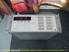 Keithley 7002 Rack Switch System Without All Cards As Photos Sn9287 Pro