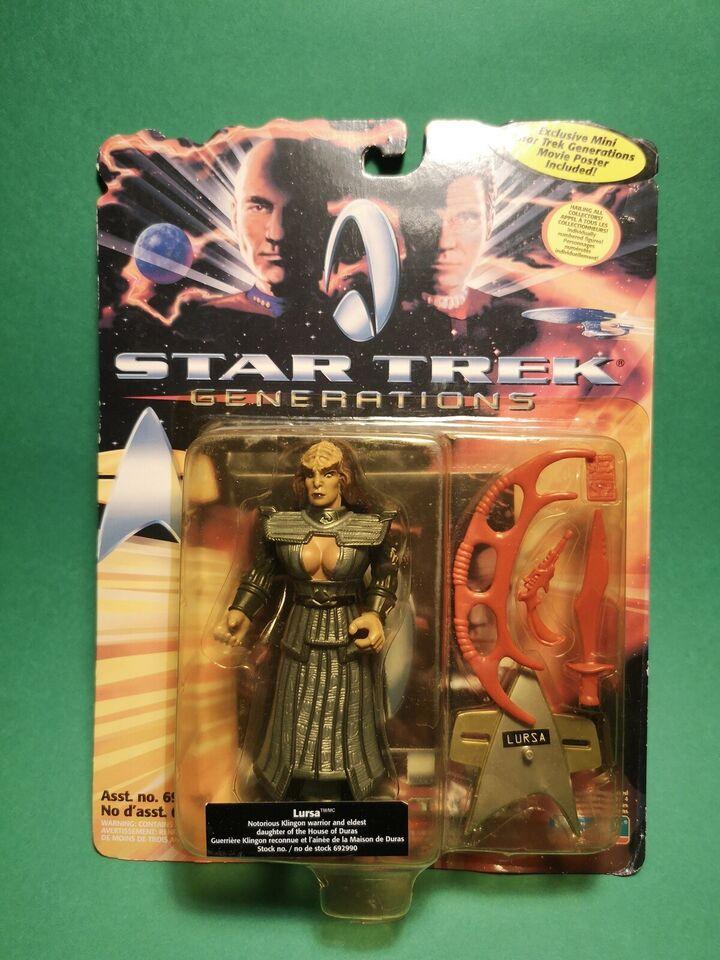 Star Trek - Lursa, Playmates Toys