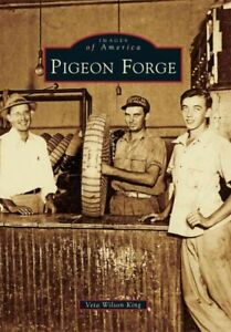 Pigeon-Forge-Paperback-by-King-Veta-Wilson-Brand-New-Free-shipping-in-the-US