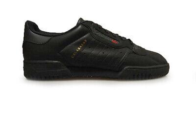 Hommes Adidas Yeezy Powerphase CG6420 Coeur Baskets Noires | eBay