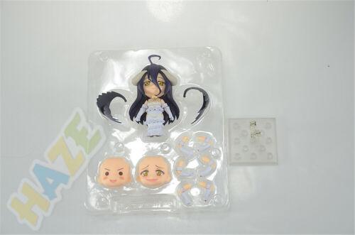 Nendoroid Q Ver Overlord Albedo 642 PVC 10cm Figure Statue Toy Model New In Box