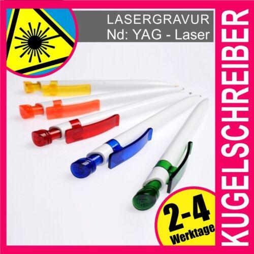 Kugelschreiber KP-01 mit vollfarbigem Druckab 100 Stk