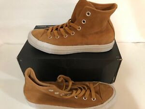 f6c70ec174d1 Converse CHUCK TAYLOR ALL STAR HI NUBUCK HIGH TOP MEN S SZ 6 women s ...