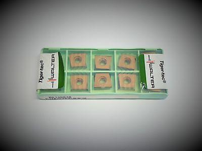 Walter Milling Insert Pack of 10 LNHU120608-F57T WKP25S LNHU120608-F57T WKP25S