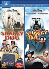 The Shaggy DA Dog 2 Film DVD Video Walt Disney Dean Jones Tim Conway Kids Family