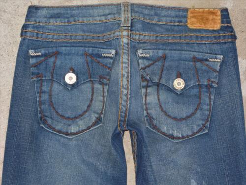 Donna Heritage 30 Jeans Gamba Super Taglie Dritto Billy T Pocs True Religion Con PfxqnE