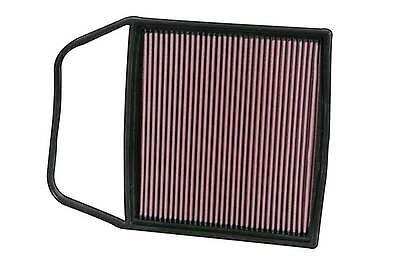 K/&n Haut Débit Filtre à air pour BMW 335i 3.0 06-10 135 Z4 535i 33-2367