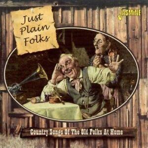 JUST-PLAIN-FOLKS-LEFTY-FRIZZEL-BUDDY-WILLIAMS-EDDY-ARNOLD-CD-NEW