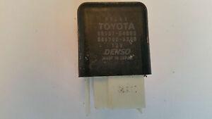 TOYOTA-DENSO-90987-04002-056700-6780-BLACK-RELAY