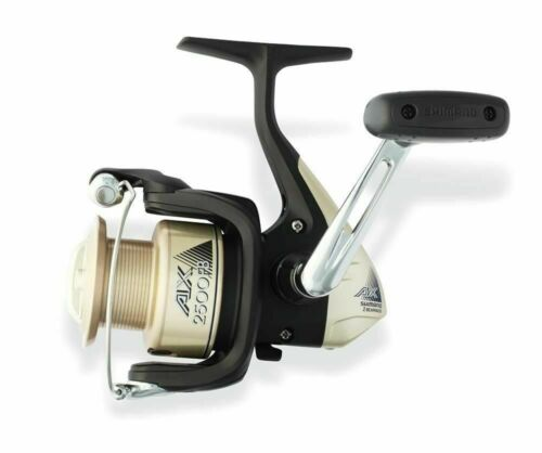 Shimano AX Spinning Reel AX2500FB 140//8Lb  5.2:1 NEW