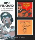a Bag Full of Soul by Jose Feliciano CD 5017261208170