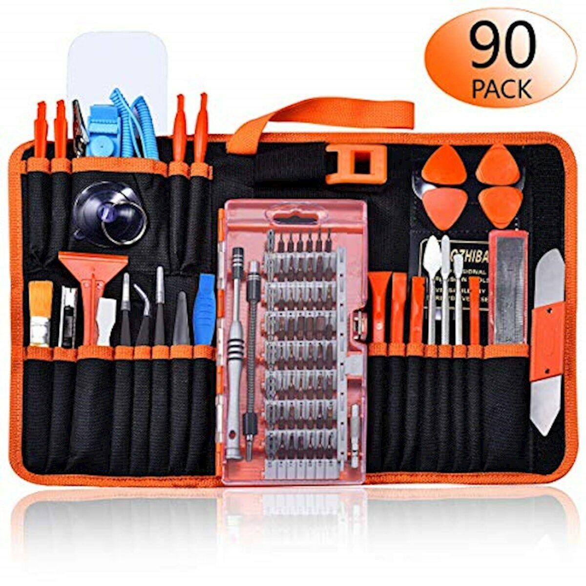 90pcs electronics repair tool kit professional precision
