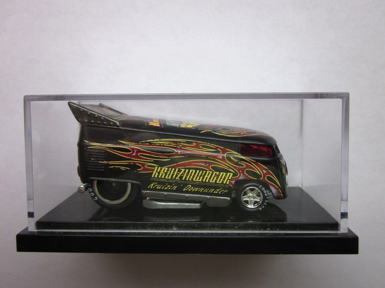 Hot Wheels Liberty promociones-kruizinwagon 2 nero Vw Drag Bus - 94 de 900