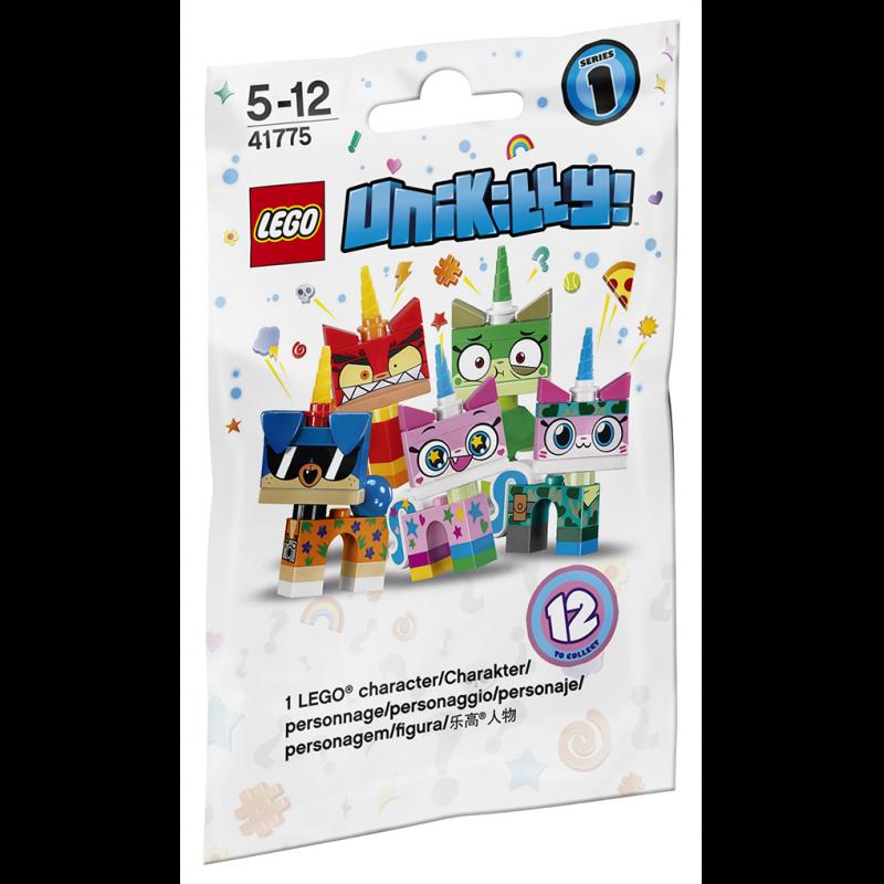 LEGO 41775 Unikitty Series i 12 statuine MINIFIGURES COMPLETO 6213870