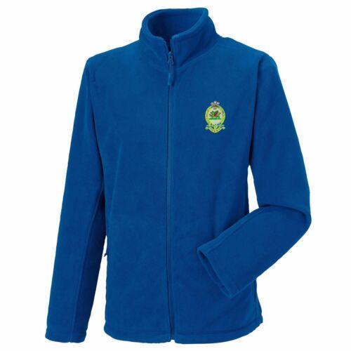 Queens Regiment  Full Zip Fleece