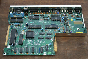 Amiga-500-Board-Revision-7-rev7-rare-collectionneur-rev-7-Commodore-carte-mere