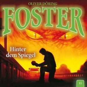 OLIVER-DORING-FOSTER-11-HINTER-DEM-SPIEGEL-CD-NEU