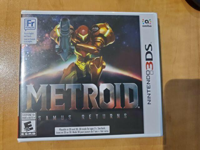 Brand New - Metroid: Samus Returns (Nintendo 3DS)