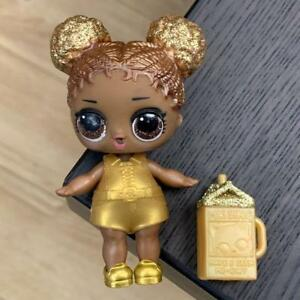 LOL SURPRISE SERIES 2 bee queen with lot accessories bottle rare