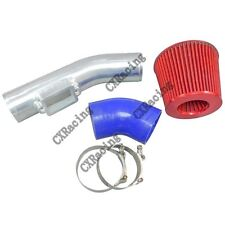 CXRacing Air Intake Pipe Filter Kit For 86-92 Supra MK3 2JZ-GTE Twin Turbo 2JZ