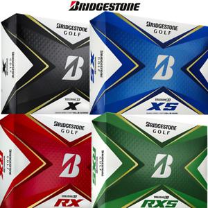 Bridgestone Tour B X, XS, RX & RXS Golf Balls Dozen - Discount 2+ Doz 2020 Model