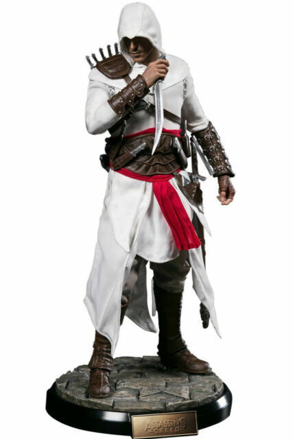 Damtoys Dms005 Assassin S Creed Altair The Mentor 1 6 Scale Action Figure For Sale Online Ebay