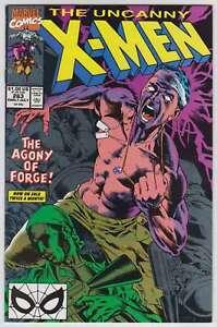 L5969-Uncanny-X-Men-263-Vol-1-NM-M-Estado