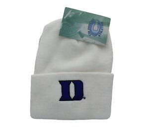 d48ef2c7fcdac Image is loading New-Duke-University-Blue-Devils-Embroidered-D-Beanie-