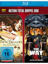 Action Total Doppel Box - Twin Daggers / The Way Blu-ray
