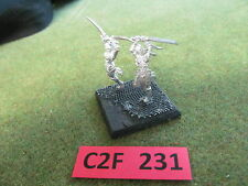 Warhammer 40k 2 oop metal Witch Hunter Daemonhunter Guard Death Cult Assassins