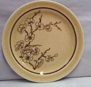 Vintage-Crown-Lynn-Blossom-D763-Side-Plate-New-Zealand-c1977-85