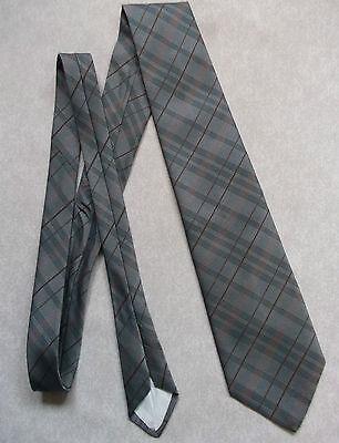 2019 Moda Vintage Cravatta Dunn & Co Da Uomo Cravatta Retro Fashion Tartan Verde Marrone Controllato-mostra Il Titolo Originale In Vendita