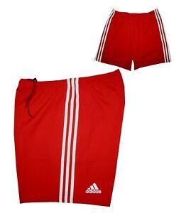 Adidas-Herren-Jungen-Short-Sporthose-kurze-Hose-Freizeitshort-Climalite-S-M