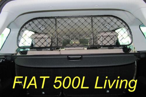 Trennnetz GRIGLIA DIVISORIA CANI rete griglia per cani per FIAT 500l Living Originale ERGOTECH