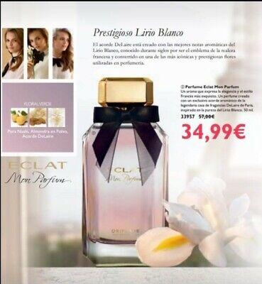 Perfume Eclat Mon Parfum by Oriflame | eBay