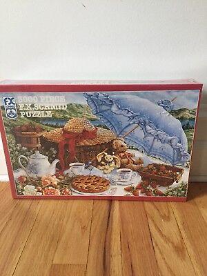 Schmid Puzzle 3000 Piece Blue Parasol No F.X 98617