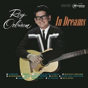 Roy-Orbison-In-Dreams-New-Vinyl-LP-150-Gram-Download-Insert