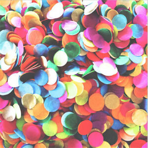 1000x/Pack Flame Retardant Paper Table Throwing Confetti Party Wedding Decor RS