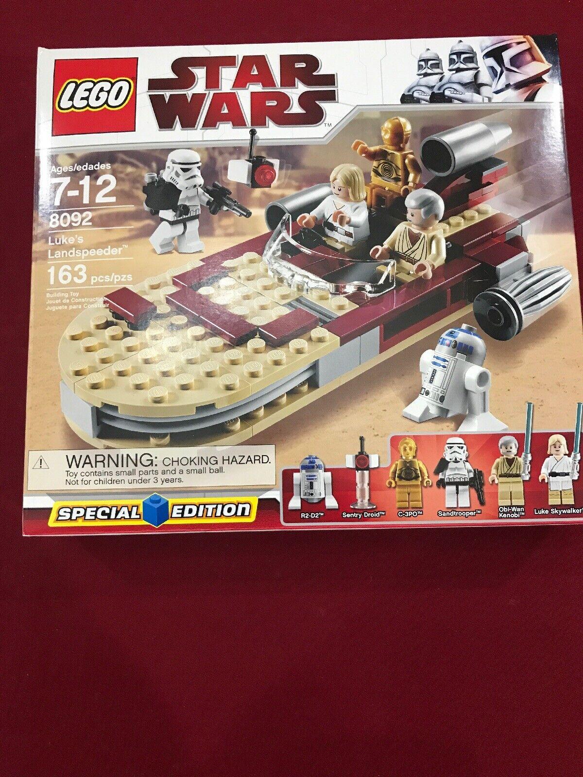 Lego Star Wars Luke's Landspeeder nuevo Sellado