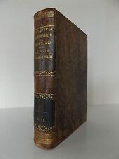 1861 DICCIONARIO de PRONUNCIACION de las LENGUAS ESPAÑOLA e INGLESA  Parte 2a.