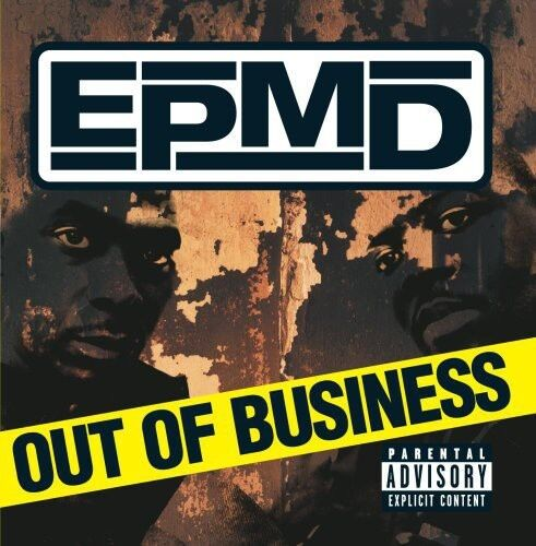 EPMD - Out of Business [New CD] Explicit, Manufactured On Demand