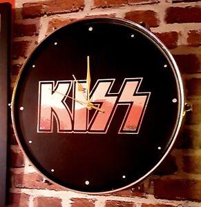 * Kiss * Sacs Tambour Horloge #-afficher Le Titre D'origine