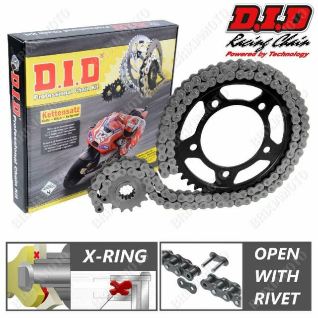 Chain DID 525ZVMX Sprocket 16 40STR Aprilia 1000 RSV R Tuono RF 2007-2011