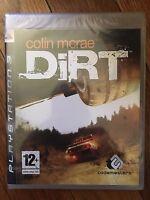 Colin Mcrae Dirt (sony Playstation 3, 2007) Brand