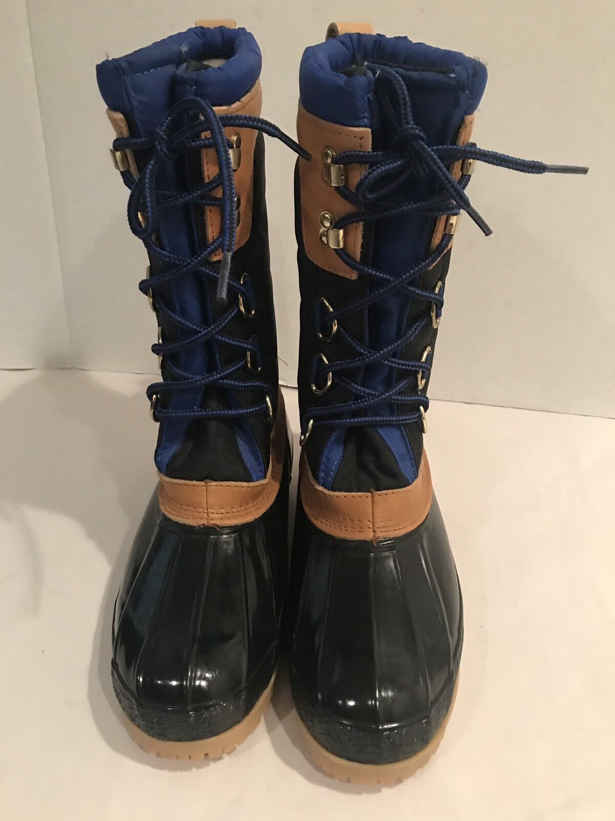 REI Women's Leather Boots Size 7 Black Removable Removable Removable Liners Lace Up Winter 117 023 f52317