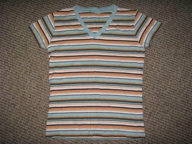 Damen T- Shirt gestreift gr. S