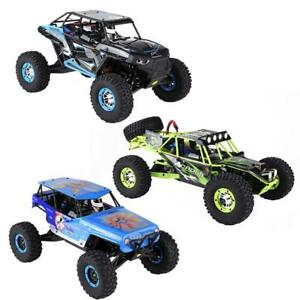 Image Is Loading Wltoys 2 4g Rc Four Wheel Drive Car