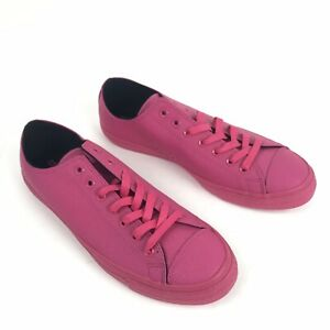 42d1c580f72c Converse Shoes Men s Size 10 Pink Monochrome Pebbled Rubber Sneakers ...