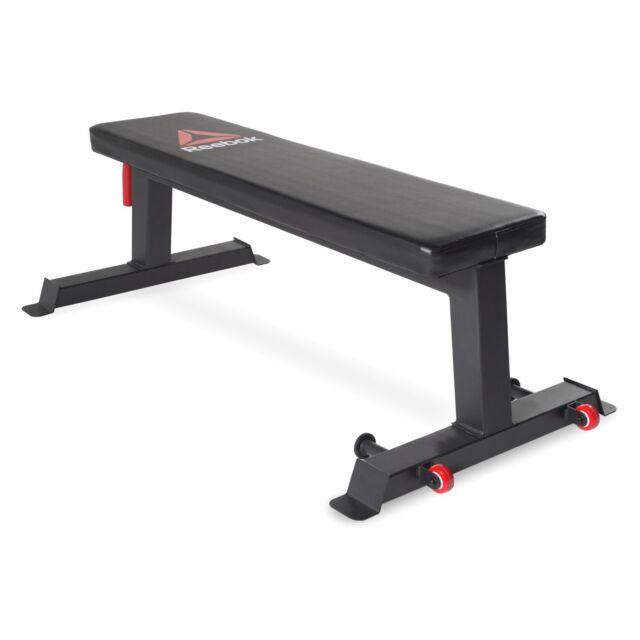 Reebok Pro Flat Training Bench For Sale Online Ebay