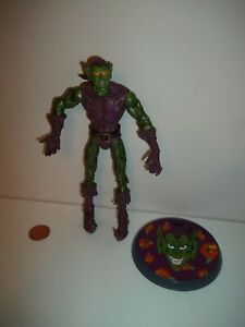 "Marvel Legends Green Goblin SPIDER-MAN vs Sinister Six 6.5/"" FIGURINE ToyBiz 2004"
